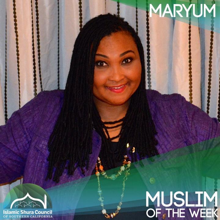 """Maryum """"May May"""" Ali – Shura Council"""